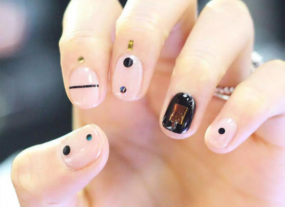 Simple nail arts for you to try