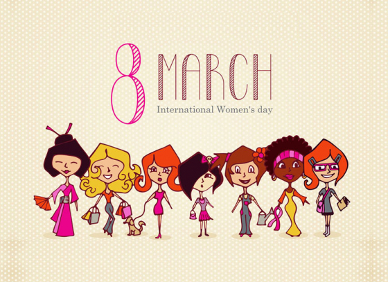 Find out here to go this Women's day, Ladies!!