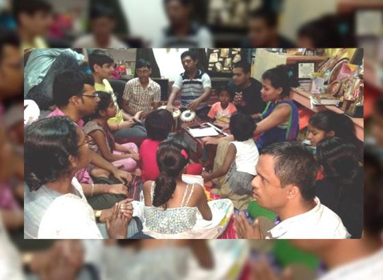Barnali Khan:  celebrating her womanhood as special educator