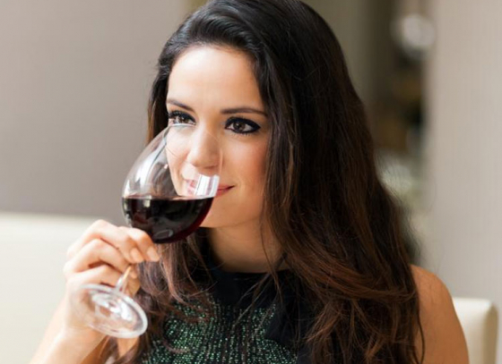 Do you know the usage of wine in your hair?