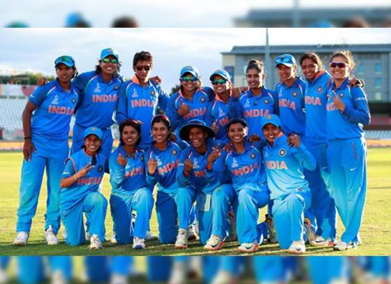 Women won the One Day International series