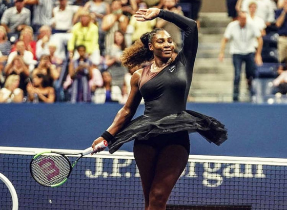 Tweeple going gaga over Serena's tutu dress