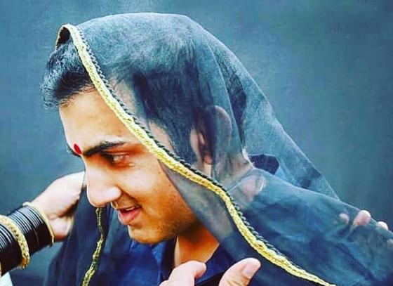 Gambhir with a golden heart!