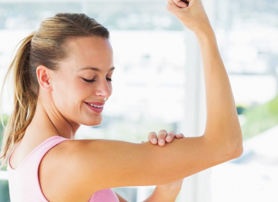 Flabby Arms Are Not A Big Deal Anymore