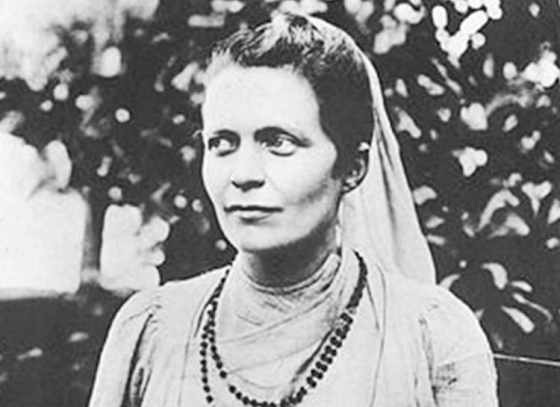 CM tweeted tribute on 150th birth anniversary of sister Nivedita