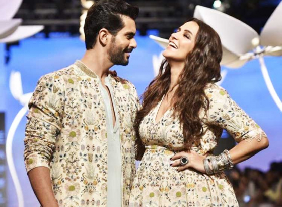 Neha Dhupia and Angad Bedi are blessed with a baby-girl