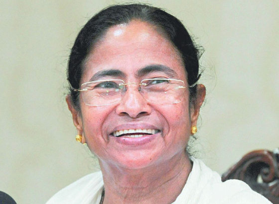 The Lady with Fire: Mamata Banerjee
