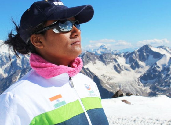 Another impressive record by Arunima