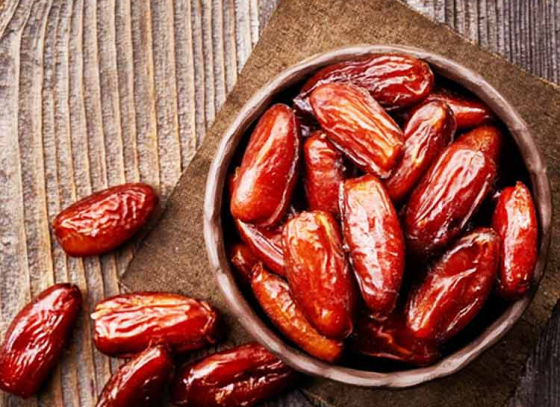 Dates to prevent hair fall