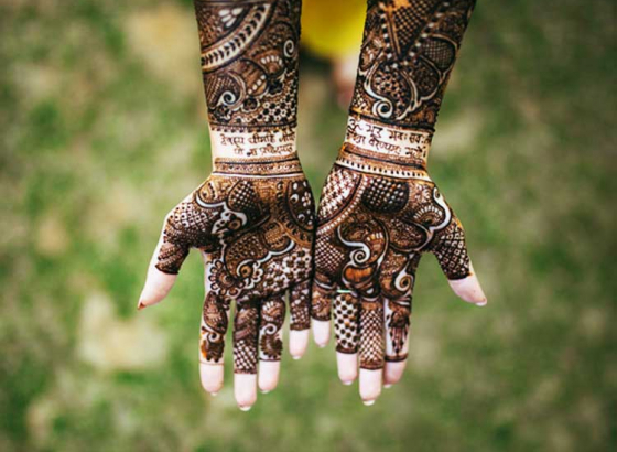 Secret to darker Mehendi