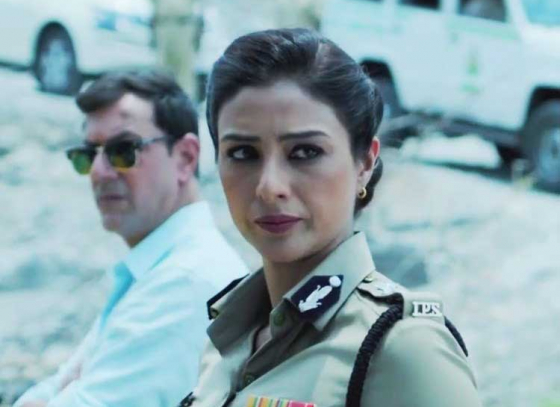 Female Cop to Complete Rohit's Universe