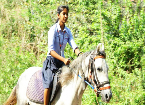 The Modern 'Jhansi Ki Rani' of Kerala
