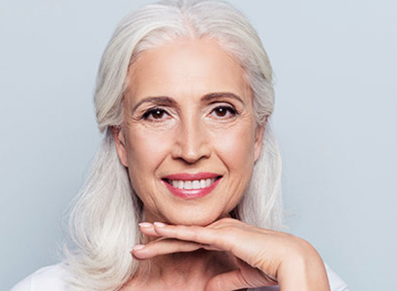 Make-up guidelines for aging skin