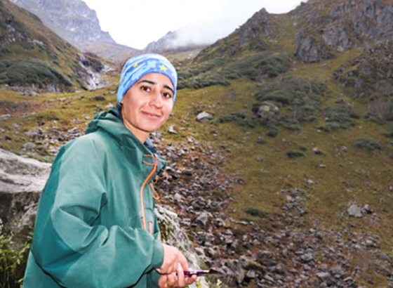 First Kashmiri Woman Conquering Mount Everest