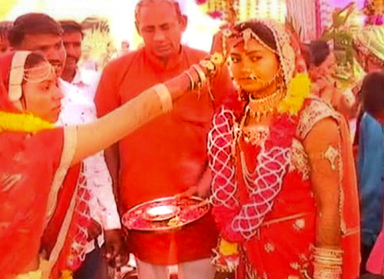 """Bizarre Traditions: Groom's Sister Marries Bride To """"Protect' Groom"""