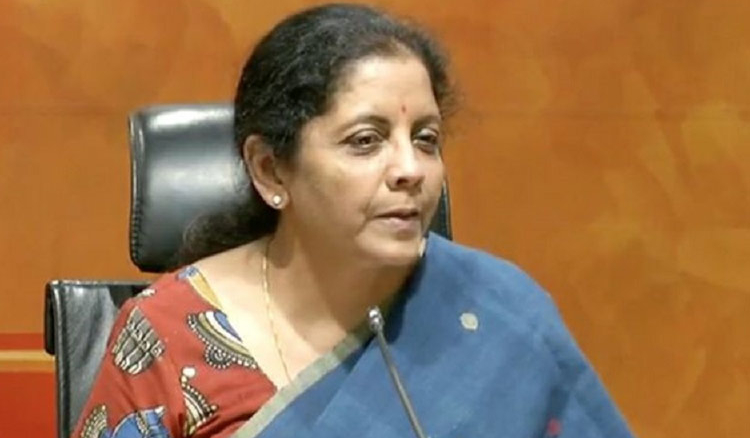 Nirmala Sitharaman makes history by being appointed as the first Full time female finance minister