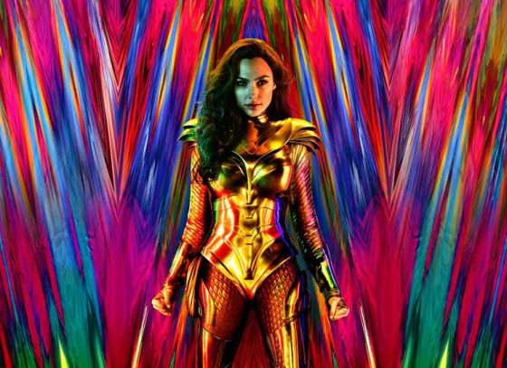 Wonder Woman Director reveals new poster of the movie