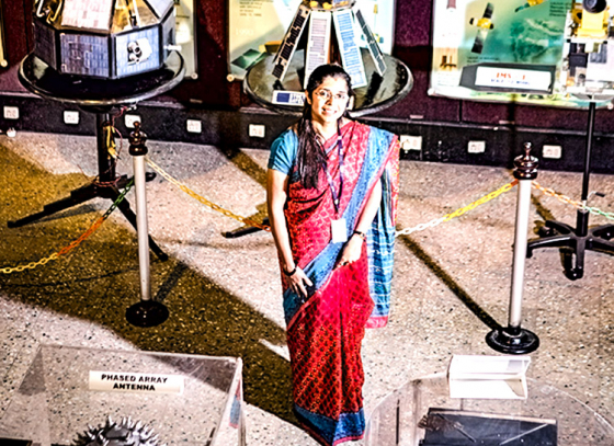 Sheroes of ISRO