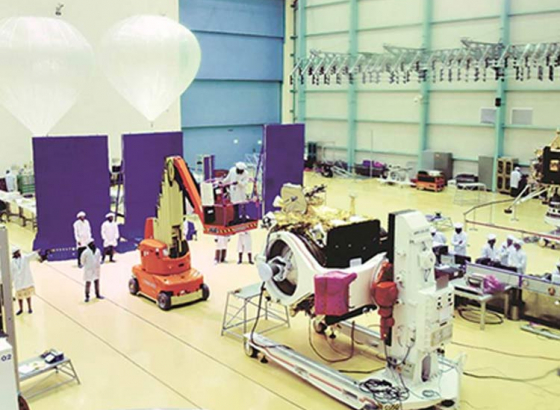 Historic mission Chandrayaan-2 steered by two women scientists
