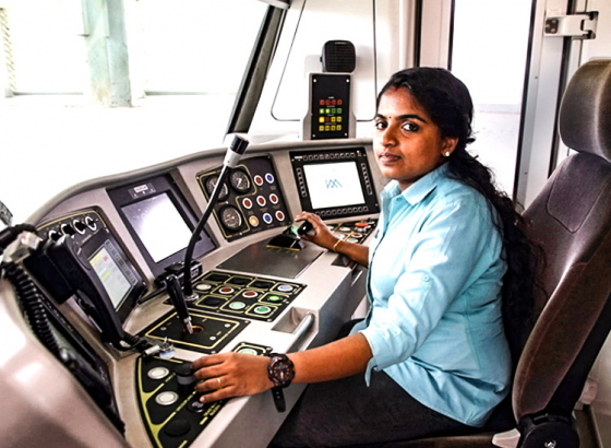 Over 3000 women appointed in the tech sector of Indian Railways