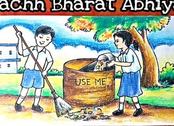 Phoolmani's Struggle to bring Proper Sanitation