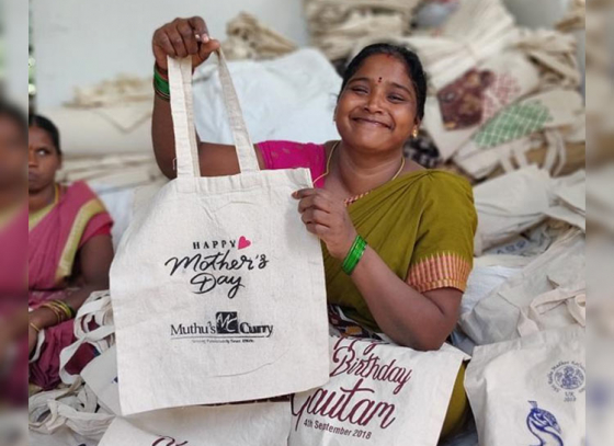 A success Story- the women behind Paalaguttapalle Bags