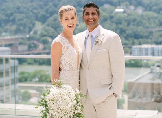 Bollywood number on Riske-Amritraj Wedding