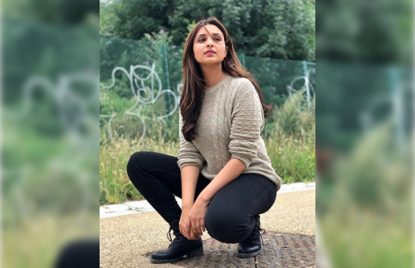 Pari's First Look is Intense & Captivating