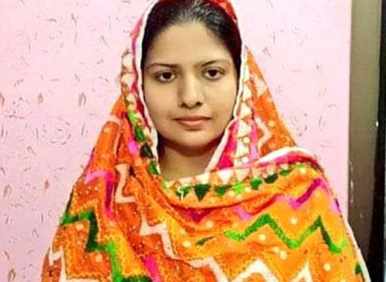 Pakistan's First Hindu Female ASI