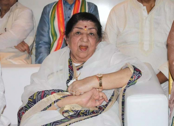 Lata Mangeshkar: 'Daughter of the Nation'