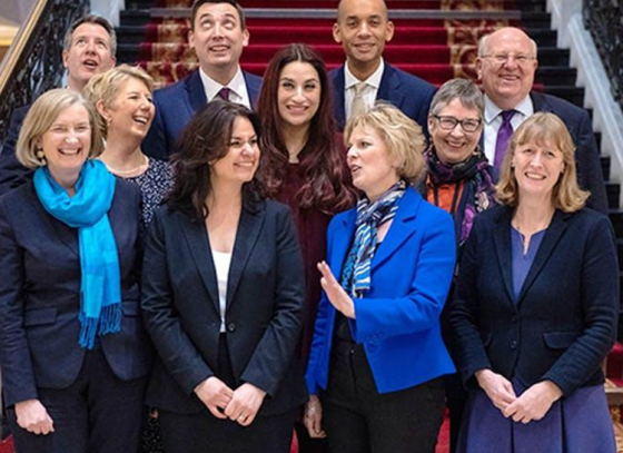 Barrage of abuses towards female UK Parliamentarians