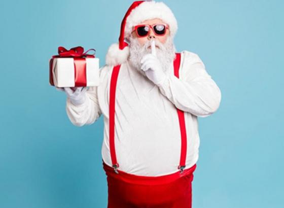 Shelby's Secret Santa