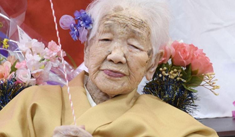 World's oldest living person: Kane Tanaka